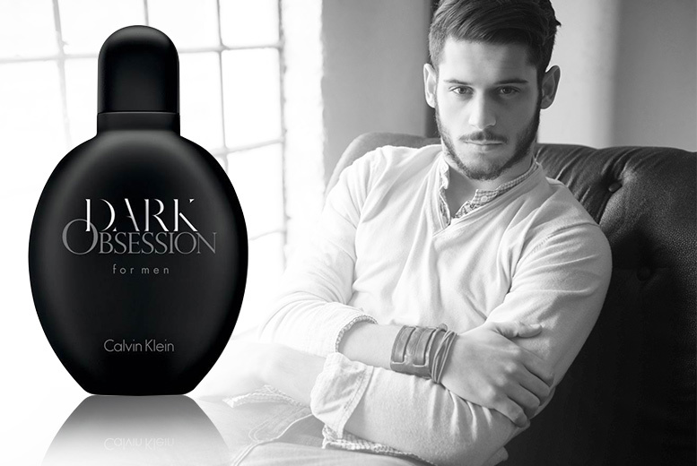 £21 instead of £53.01 (from Deals Direct) for a 125ml bottle of Calvin Klein Dark Obsession eau de toilette - save 60%