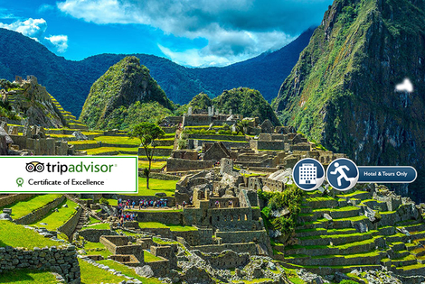 £549pp (from Inkayni Peru Tours) for a seven-day Inca Trail Machu Picchu tour and trek including accommodation, transfers, breakfast and selected meals - save up to 60%