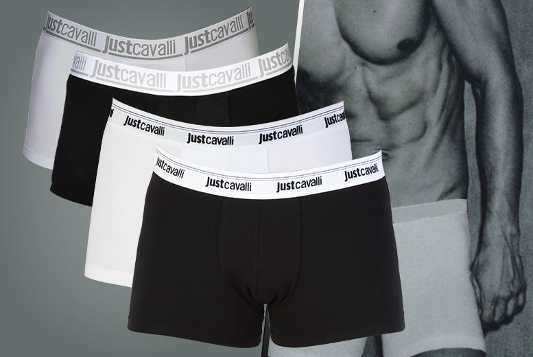 2pk cavalli underwear