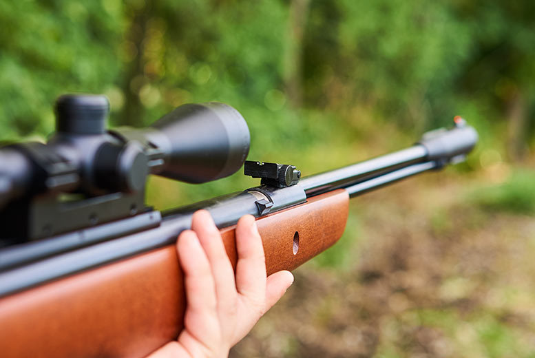 £19 instead of £69 for a two-hour 'Introduction to Air Rifle' course for one, or £29 for two people at 1066 Target Sports, Hastings - save up to 72%