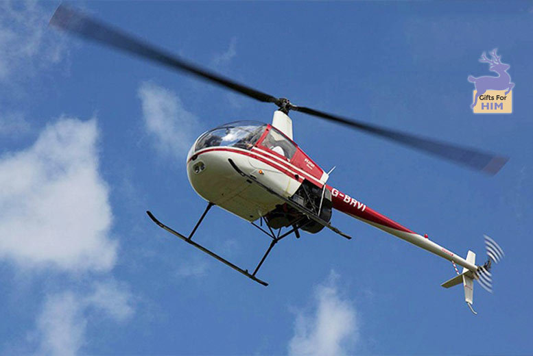 £89 instead of £140 for a helicopter flying lesson for one plus a certificate, or £159 for two with Heli-Jet Aviation, Leeds - save up to 36%