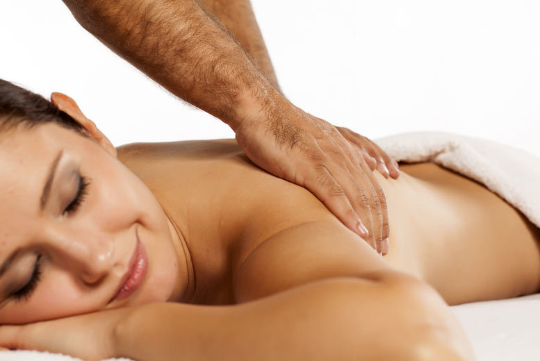£19 instead of £50 for a one hour full body massage from Helena McRae – save 62%