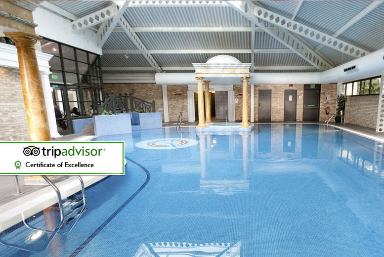 £18 instead of £37 for leisure access for two people with a two-course lunch at Best Western Plus Keavil House Hotel, Dunfermline - save up to 51%
