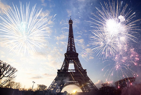 £89pp (from SuperBreak) for a two-night Paris shopping break with breakfast and return coach travel, £129pp for a two-night New Year's Eve break