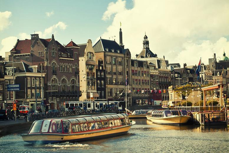 £79 instead of up to £154 (from DFDS Seaways) for a 2-night Amsterdam mini cruise for 2 people - sail the seas and save up to 49%