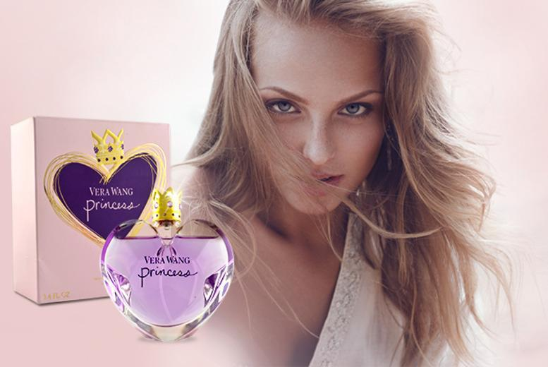 £24 instead of £60 for a 100ml bottle of Vera Wang Princess EDT from Wowcher Direct - smell sweet this summer and save 60%
