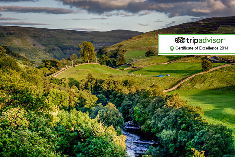 £109 (from UK Mini Break) for a 1nt Yorkshire Dales break for 2 including breakfast, £199 for 2nts, £269 for 3nts at New Inn Hotel, Clapham