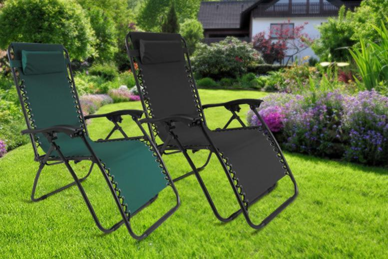 £39.99 instead of £69.99 for a zero gravity sun lounger from DirectShop4 - save 43% + DELIVERY INCLUDED