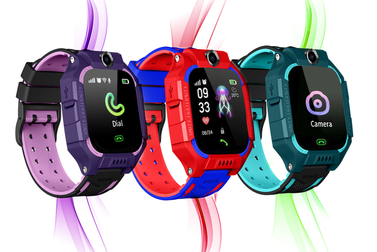 £14.99 instead of £39.99 for a children tracker smart watch from SupertrendinUK- save 63%