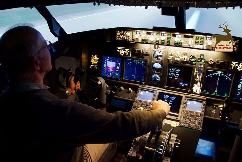 £35 instead of £45 for a 45-minute flight sim experience for one, £49 for a 90-minute experience or £59 for two at Airavana Flight Simulators, Mansfield - save up to £10