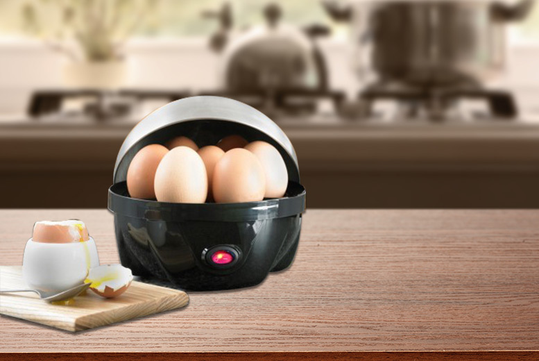 £9.99 instead of £55 (from Home Empire) for an egg boiler and poacher - save 82%
