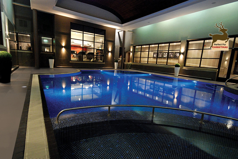 £55 for a luxury spa day for one person with two treatments, or £105 for two people at Oulton Hall Hotel, Leeds - save up to 42%