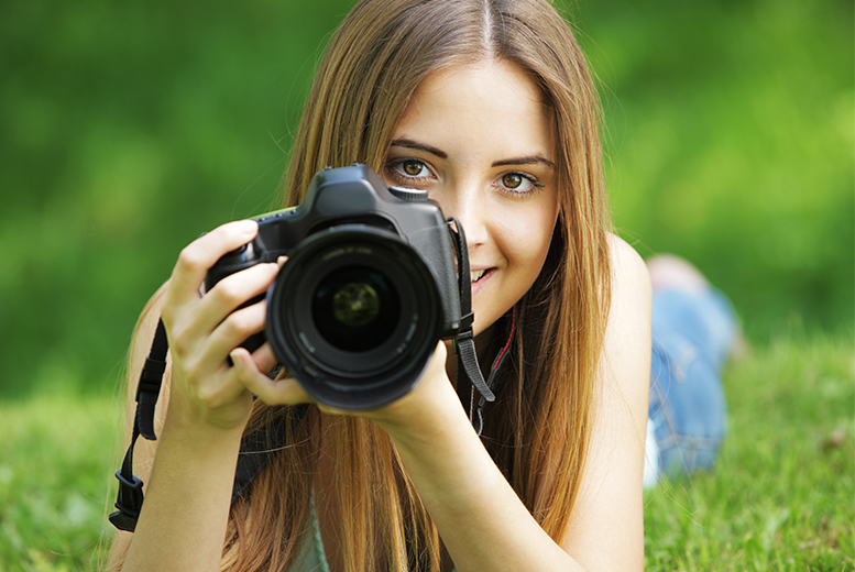 £19 instead of £330 (from Centre of Excellence) for an online digital photography course - save 94%