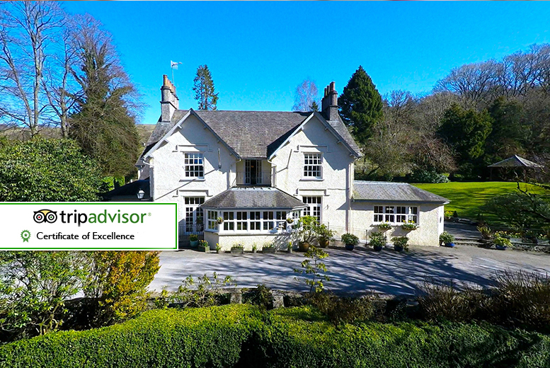 From £89 for an overnight Lake District stay for two with breakfast and cream tea, or from £159 for two nights at Briery Wood Country House Hotel - save up to 52%
