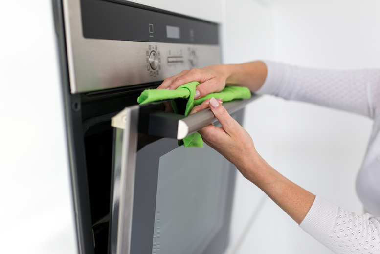 From £19 for domestic oven cleaning with Angel Maids The Cleaners, Glasgow - save up to 58%