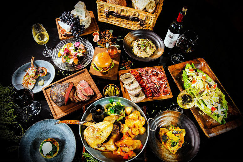 From £29.95 for a four-course Sunday lunch for two people at Malmaison - choose from 14 locations and save up to 25%
