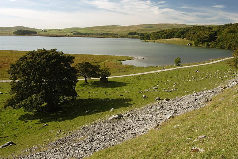 £49 for an overnight stay for two including breakfast and a bottle of Prosecco, or £89 for two nights at The Buck Inn, Malham - save up to 59%