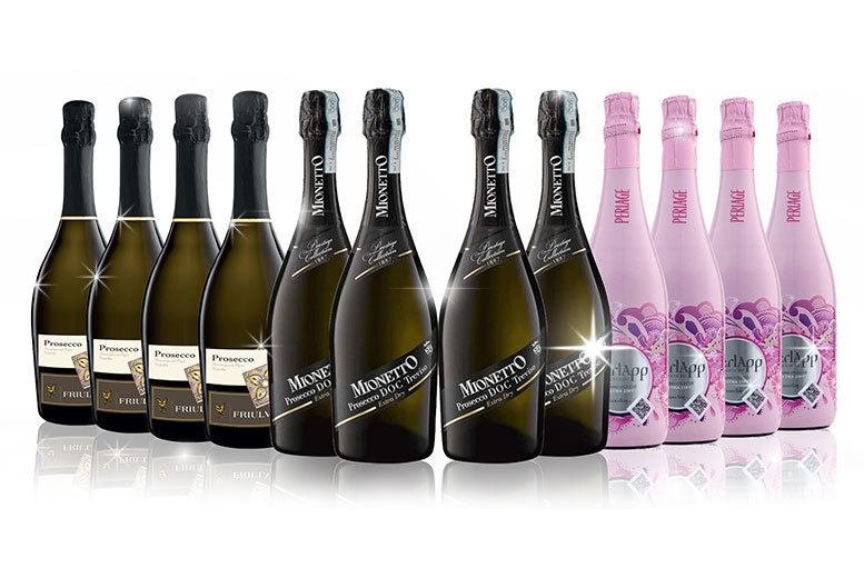 £69 instead of £130.41 (from San Jamon) for 12 bottles of award-winning organic Prosecco - save 47%