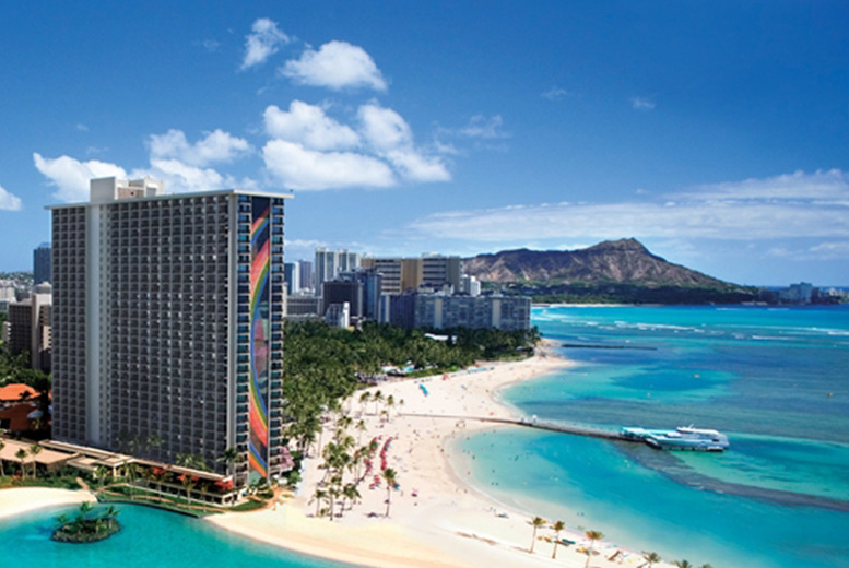 £1599pp (from IWC) for a 7-night Hawaii escape including return flights, accommodation and breakfast