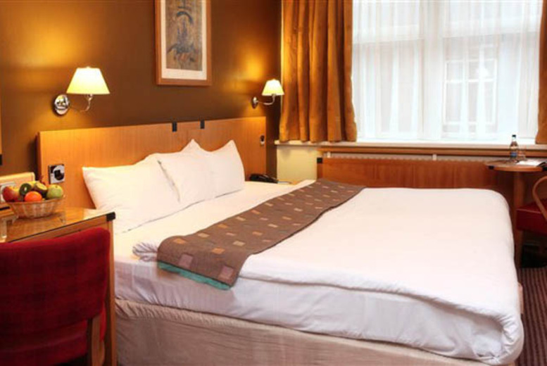 From £49 (at Best Western Cutlers Hotel) for