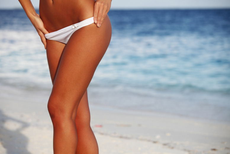 £9.99 for a waxing package including half legs, underarms and bikini line at Calkay Hair & Beauty, Edinburgh