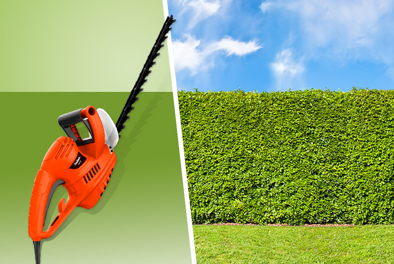 £36.99 instead of £79.99 (from Domu) for a VonHaus electric hedge trimmer - save 54% + DELIVERY IS INCLUDED
