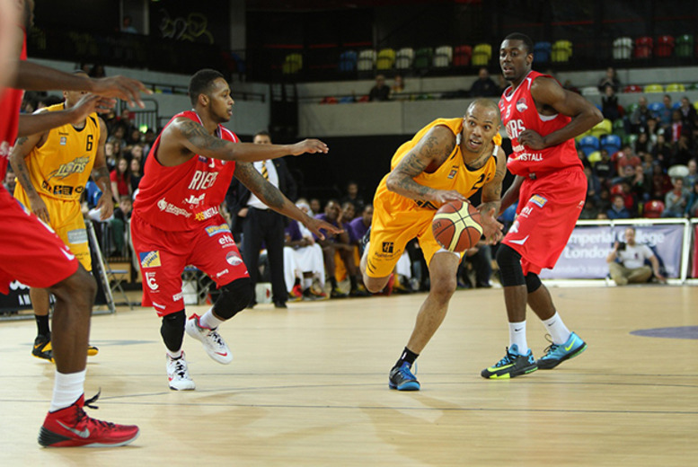 £16.99 for 2 tickets to see the London Lions vs PGE Turow on 6th Sep @ Olympic Copper Box Arena, £24 for 3 tickets - save up to 56%