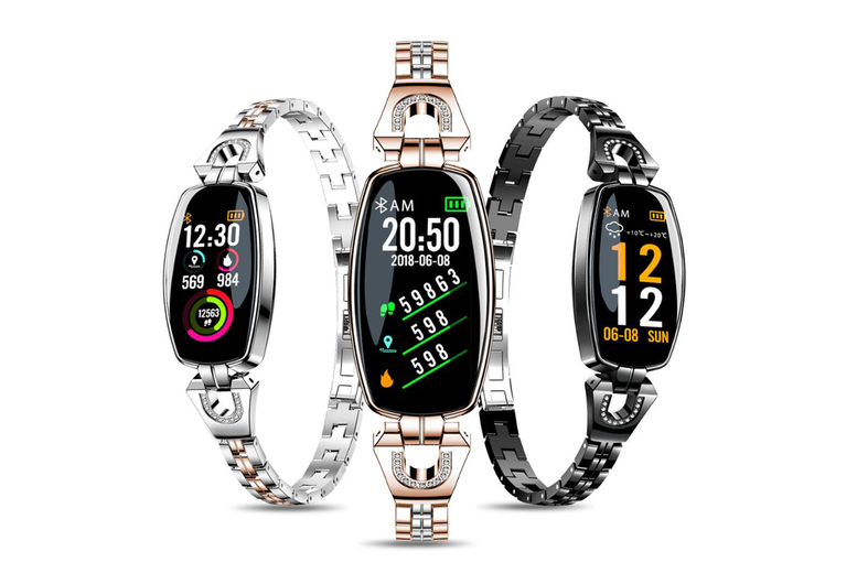 Slim-Band Smart Tracker Watch Deal Price £ 29.99