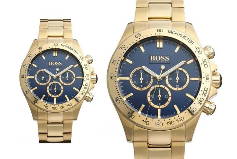 Men's Hugo Boss HB1513340 Watch Deal Price £ 149.00
