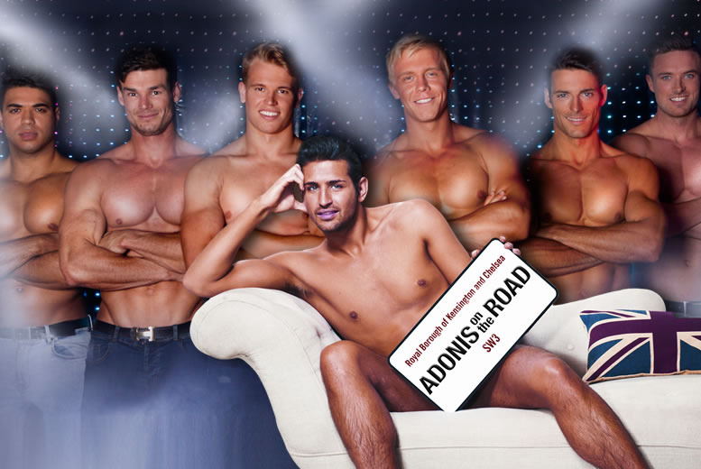 £19.50 for a ticket to the ADONIS 'Hollywood Strip' tour with Made In Chelsea's Ollie Locke - choose from 13 UK locations and save 13%
