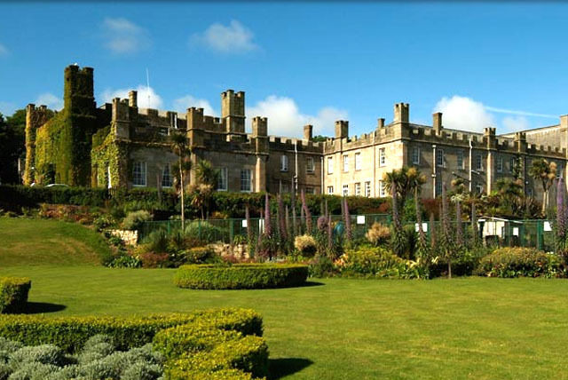 2nt Cornish Castle Stay For 2 Shop Wowcher