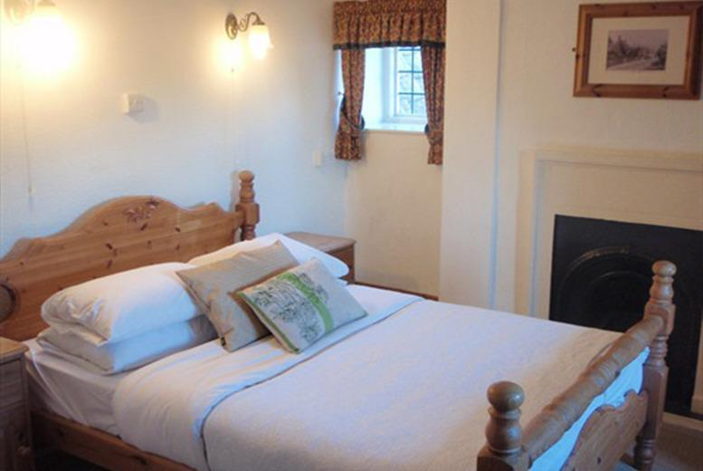 £39 (at The Helyar Arms) for a one-night Somerset break for two with breakfast, £79 for two nights - save up to 51%
