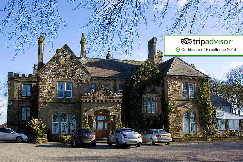 £99 instead of up to £218 (at Hunday Manor) for a 2-night Lake District break for 2 inc. breakfast, or £149 for 3 nights - save up to 55%