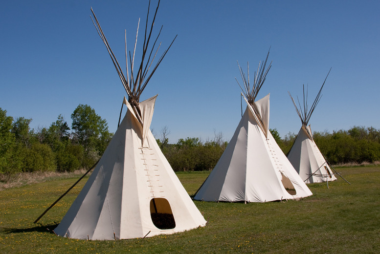 £99 instead of up to £180 (from Tipi Adventure) for a 2-night luxury tipi stay for 2, £139 for 3 nights or £179 for 4 nights - save up to 45%
