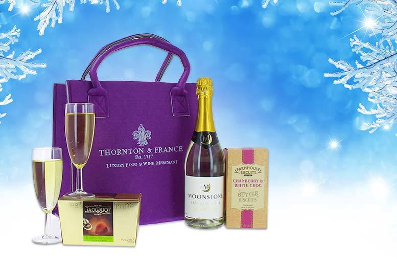 Luxury Christmas Hamper for Her