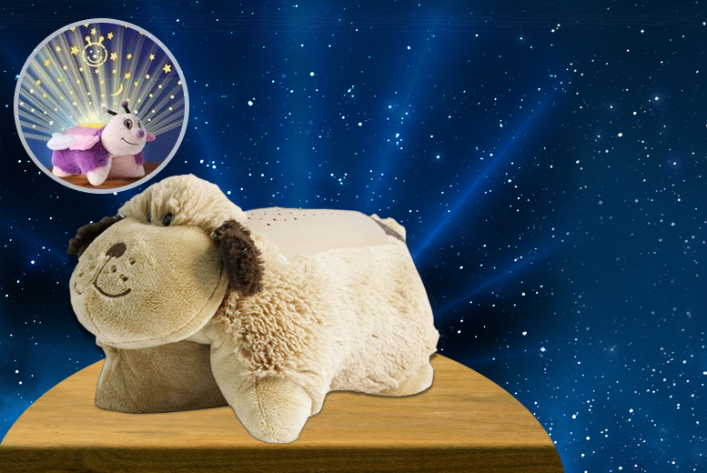 £11.99 instead of £29.99 (from Love Bebe Shop) for a cuddly animal night light - pick from three animals & save 60%