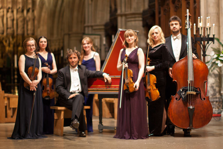 From £13 for a ticket to the Christmas Baroque by Candlelight concert at Southwark Cathedral from Candlelight Concerts - save up to 51%