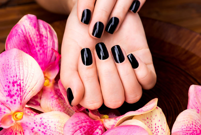 £9 instead of £26 for a Gellux manicure or pedicure, or £14 for both at Nails by Sandra @ Sher Hair & Beauty, Edinburgh - save up to 65%