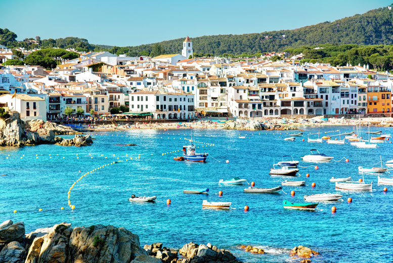 From £99pp instead of up to £176.25pp (from A1 Travel) for a 3nt all-inclusive Costa Brava break inc. flights, from £209pp for 7nts - save up to 44%