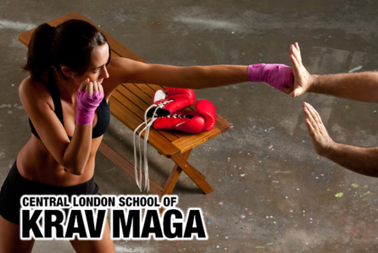 £12 instead of £40 for 5 Krav Maga classes, or £24 for 10 classes with Urban Krav Maga in a choice of locations! - save up to 70%