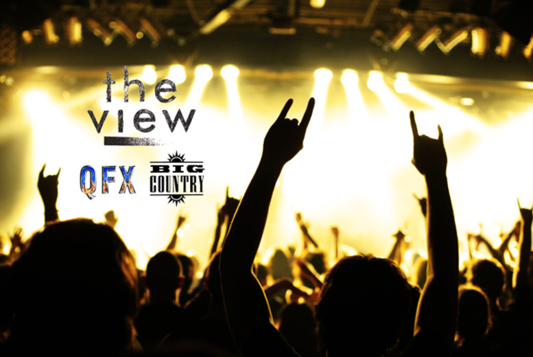 £18 for a ticket to Grown In Scotland festival, £34 for 2 or £39 for a family ticket - see The View, QFX and more and save up to 52%