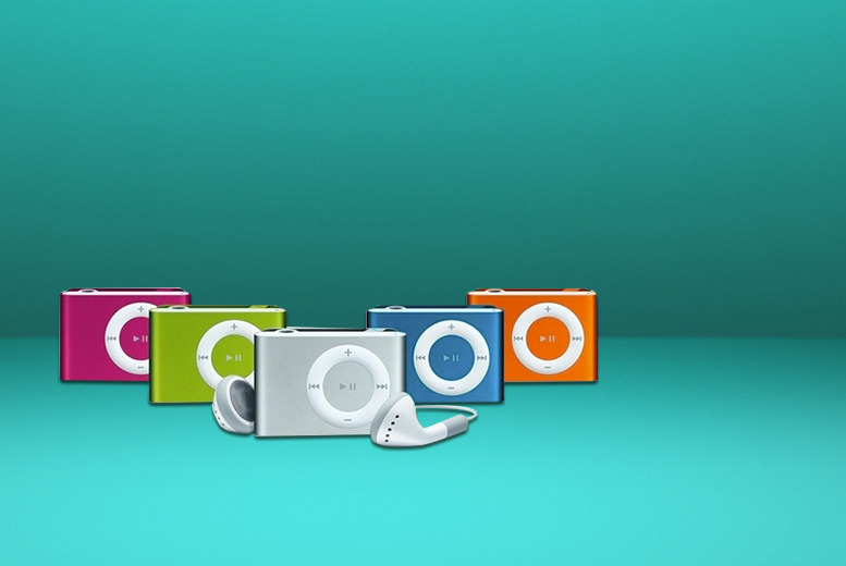 £8 instead of £49.99 (from Gizmo Gadgets) for a shuffling mini MP3 player valid in a variety of colours - save 84%