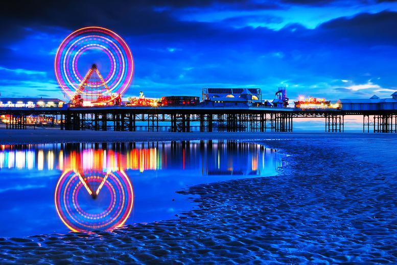£59 instead of up to £92.99 (from The Cavendish Hotel, Blackpool) for a 2-night stay for 2 including breakfast and a bottle of wine - save up to 37%