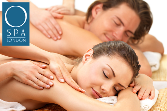 £59 instead of £220 for a Luxury Couples Spa Day for 2, inc. 4 different massages, strawberries & sparkling wine – treat yourselves & save 75%