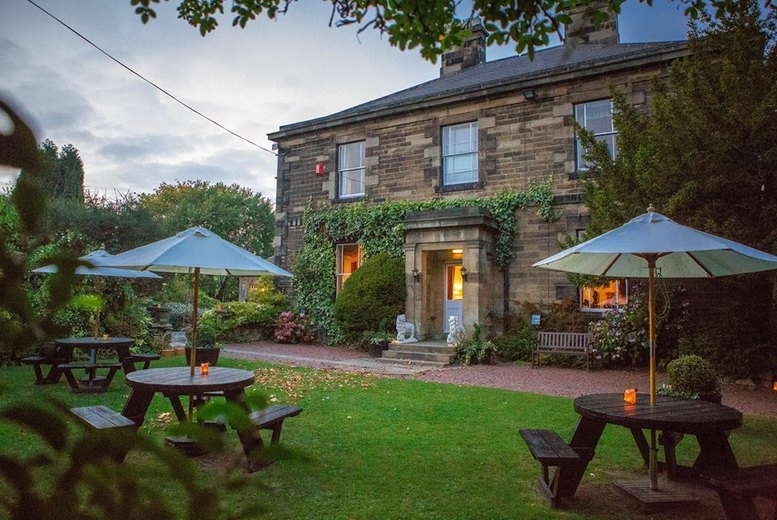 £29 instead of up to £44 for a two-course lunch with coffee for two people, £58 for four people at Horton Grange Hotel, Tyne and Wear - save up to 34%