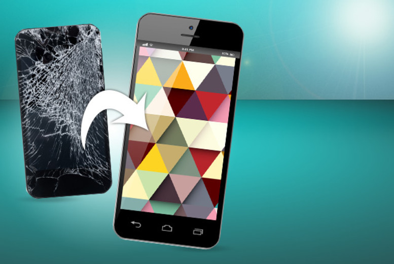 From £14.99 for iPhone screen repair and from £49.99 for iPad screen repair from Repair King, Glasgow