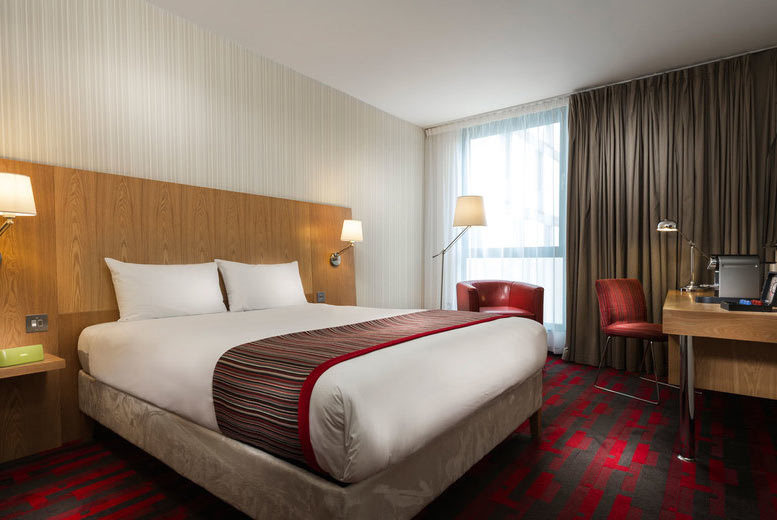 £59 for an overnight break for two with breakfast, £99 for two nights at the Park Inn by Radisson, Aberdeen - save up to 30%