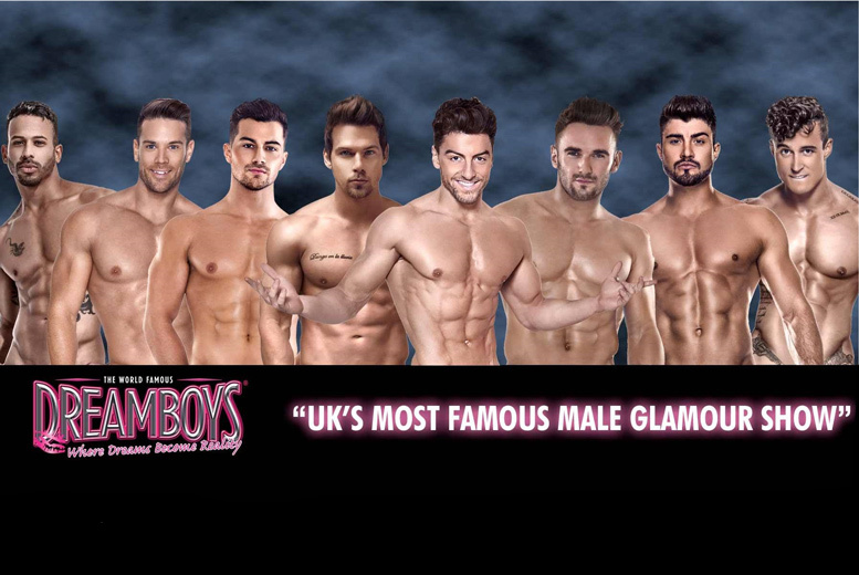From £18 for a ticket to see the Dreamboys with a cocktail, buffet and nightclub entry - choose from 12 UK locations and save up to 40%