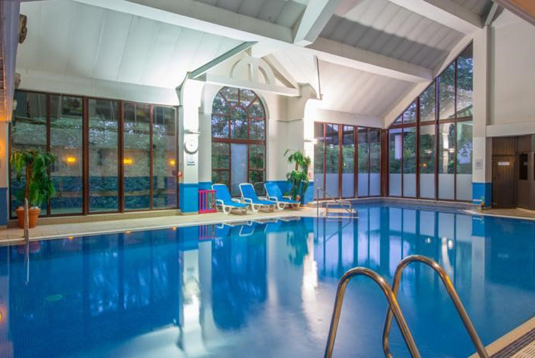 £39 for a spa day including two treatments, lunch, two guest passes and leisure access for one, £79 for two people at Health Central - save up to 60%
