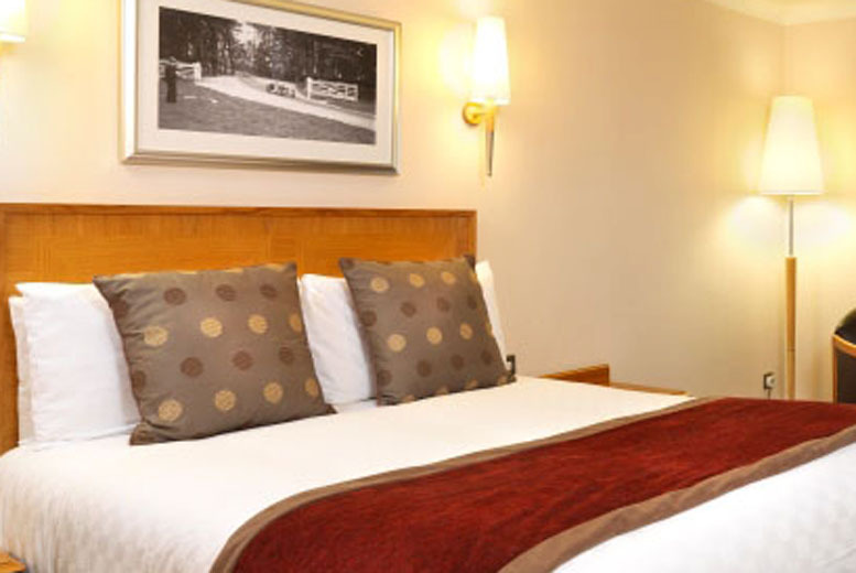 £89 for an overnight stay for 2 (at Thistle Eas